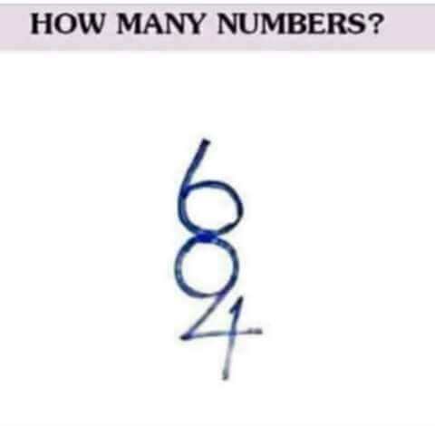 How Many Numbers