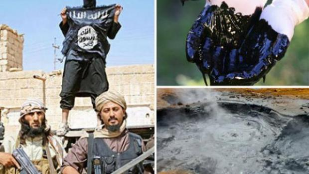 ISIS Executes Six People By BOILING Them In TAR