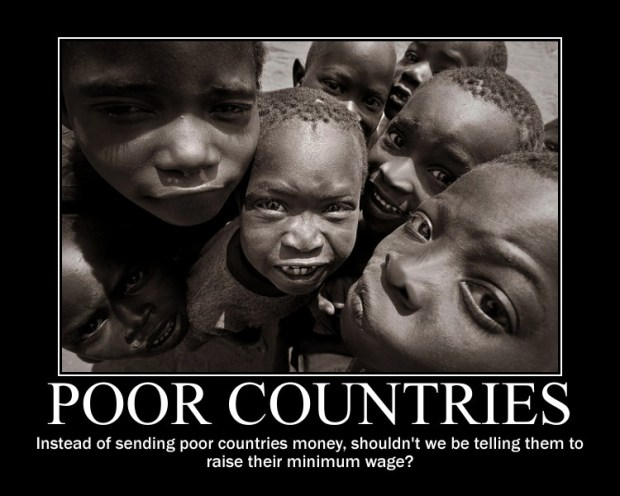 Poor Countries - ©Common Sense Evaluation
