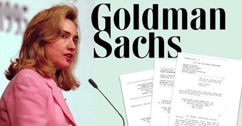 Hillary Clinton Goldman Sachs full transcripts
