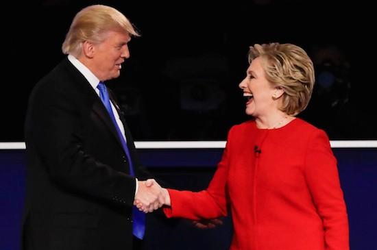 Hillary Endorses Donald Trump