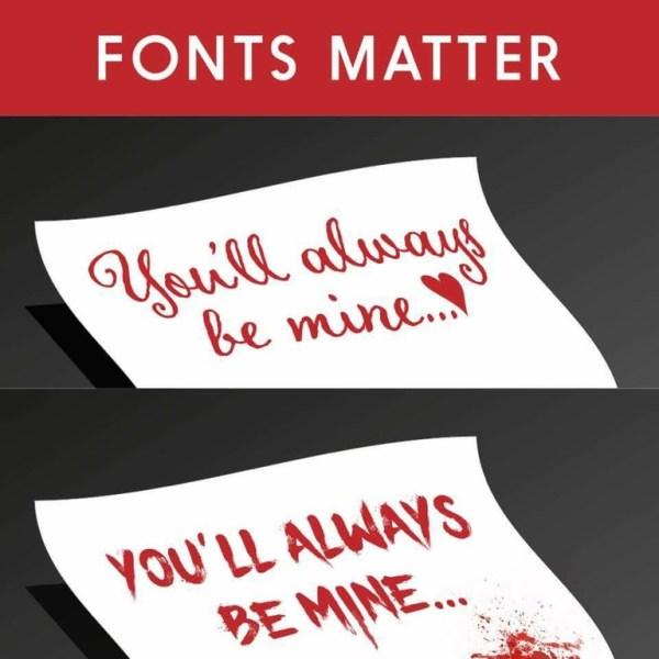 fonts-matter