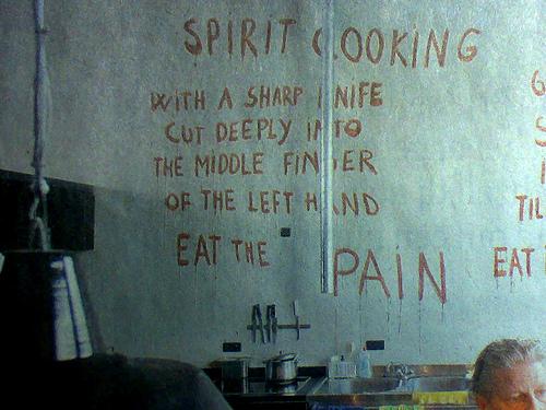 spirit-cooking