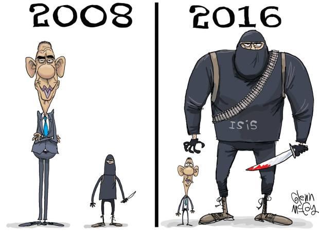 Obama's War On Terrorism