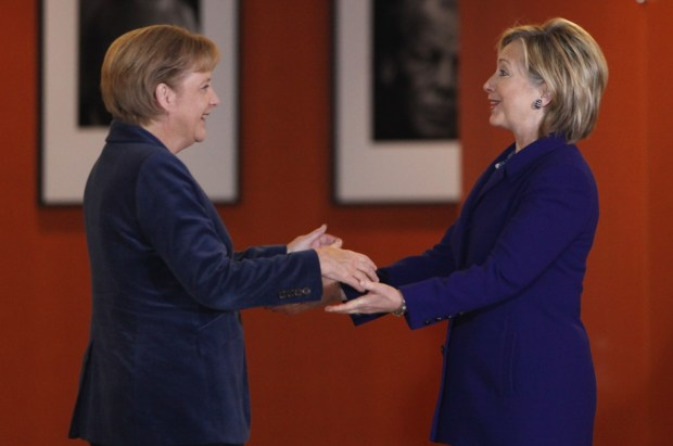 Germany Tried To Influence The Election In Favor Of Hillary