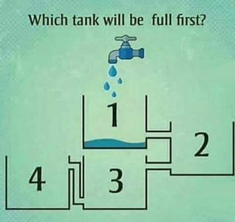 which-tank-will-fill-up-first