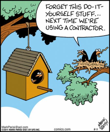 Bird Contractor