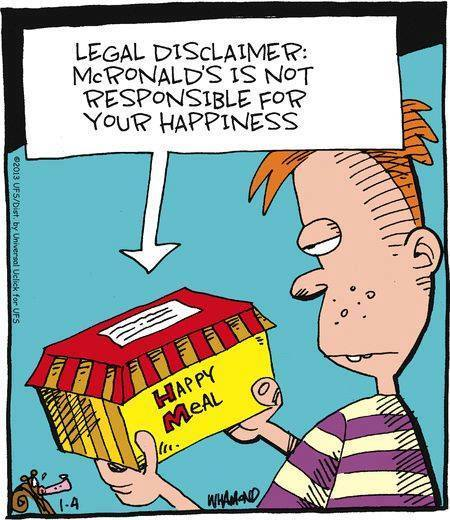 Cartoon Of The Day: Legal Disclamer
