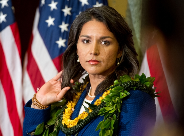 "Congresswoman Tulsi Gabbard Exposes Damning Truth After Visit To Syria: ""There Are No Moderate Rebels"""