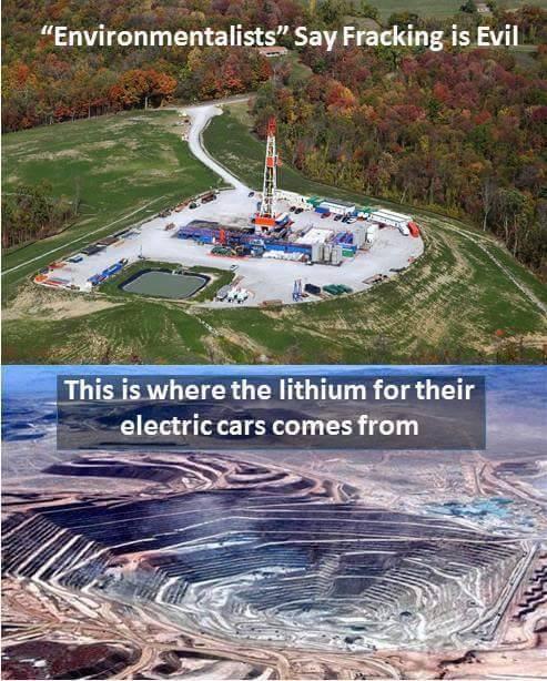 The Hypocrisy of Environmentalism