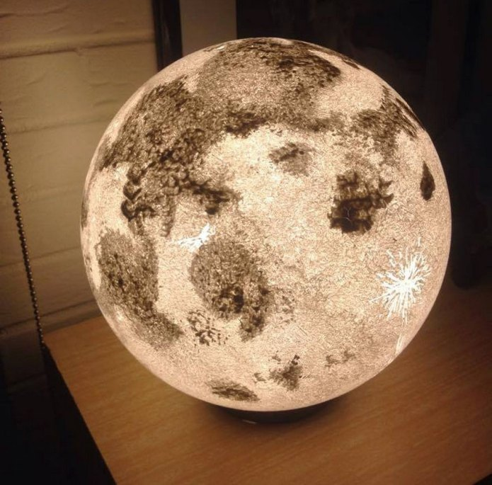 Enchanting Moon And Planet Lamps