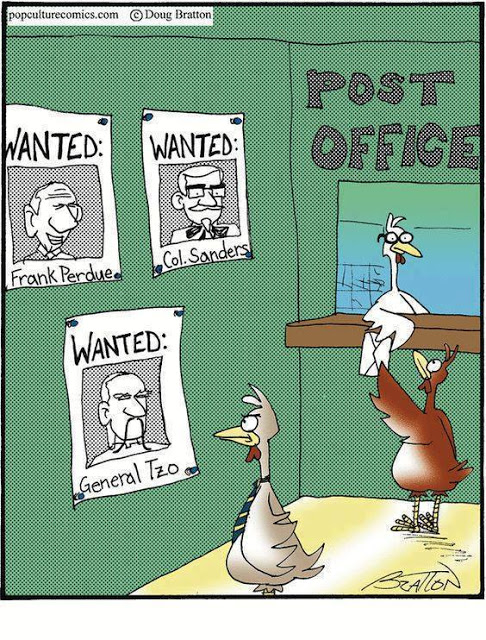Cartoon Of The Day: Most Wanted