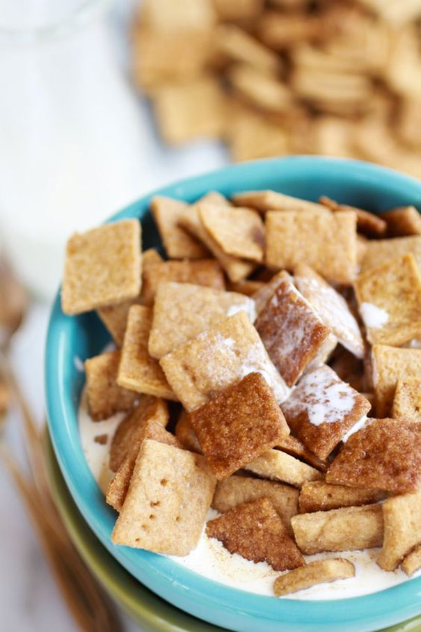 Kitchen Hack Of The Day: Stale Cereal