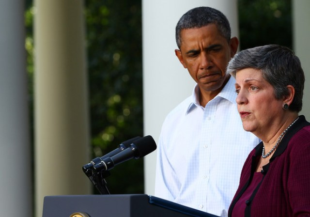 Auditor Says Janet Napolitano Kept Millions In Secret Fund