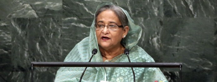 Bangladesh Prime Minister Says Hillary Clinton Pressured Her To Help Clinton Foundation Donor