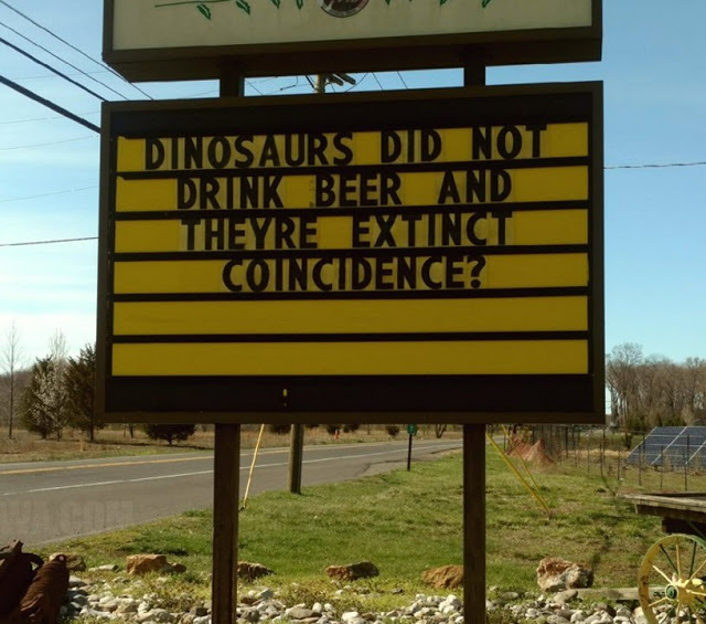 Sign Of The Day: Coincidence?