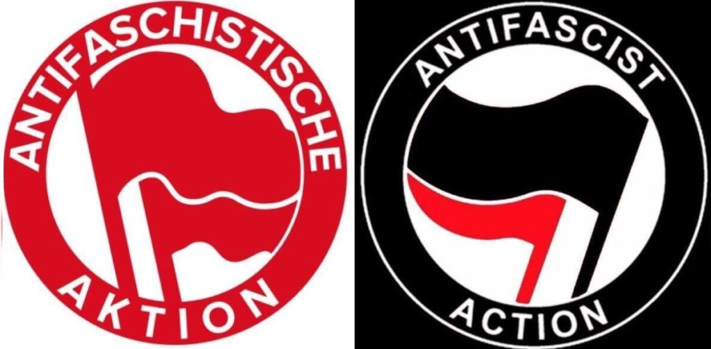 Antifa Flag Comes Directly From The German Communist Party In 1932