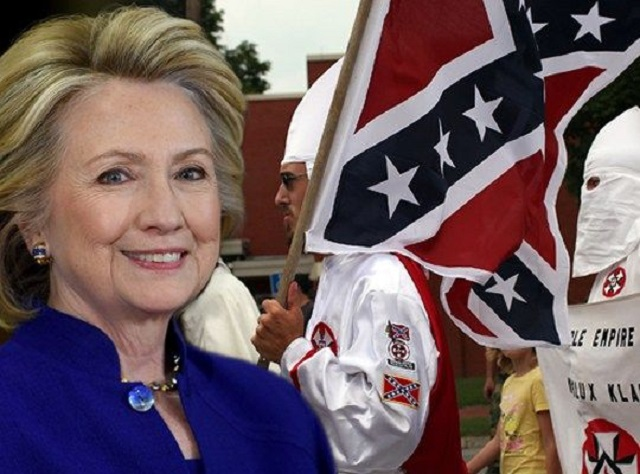 How Quickly We Forget: Ku Klux Klan Grand Dragon Will Quigg Endorses Hillary Clinton For President