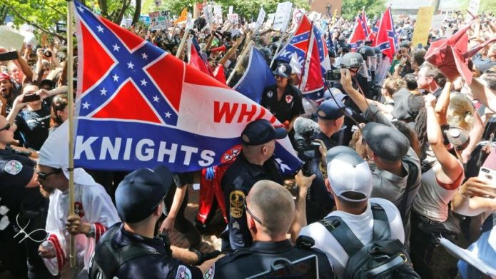 "Was ""Unite The Right"" A Staged Media Event?"