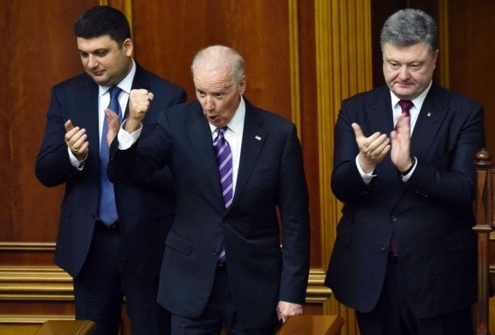 White House Meetings On Ukraine Coincide With Time Of Russian Fingerprint Fabrications