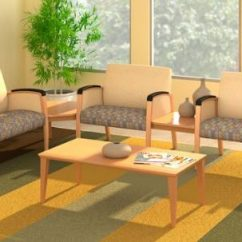 Tables Chairs Rental 2 Computer Chair No Wheels Waiting Room Furniture - Common Sense Office