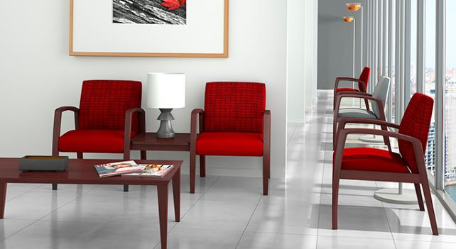 Waiting Room Furniture  Common Sense Office Furniture