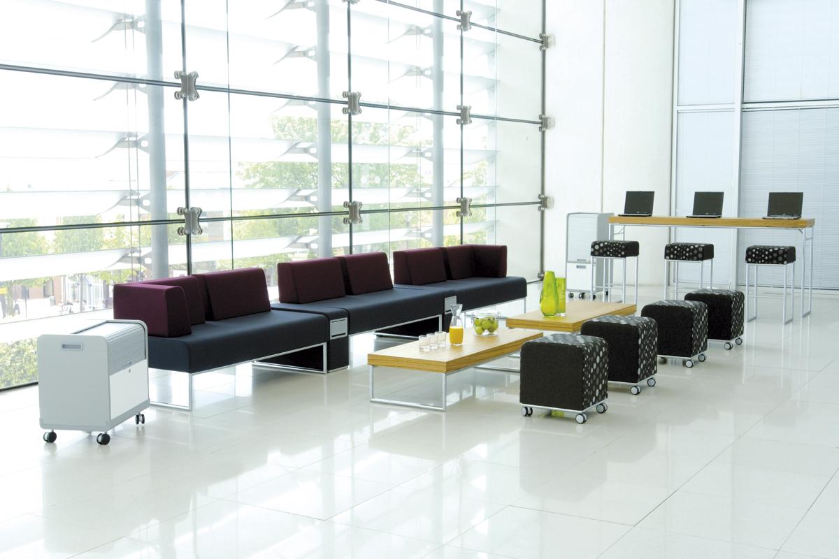 Allermuir Pause Common Sense Office Furniture
