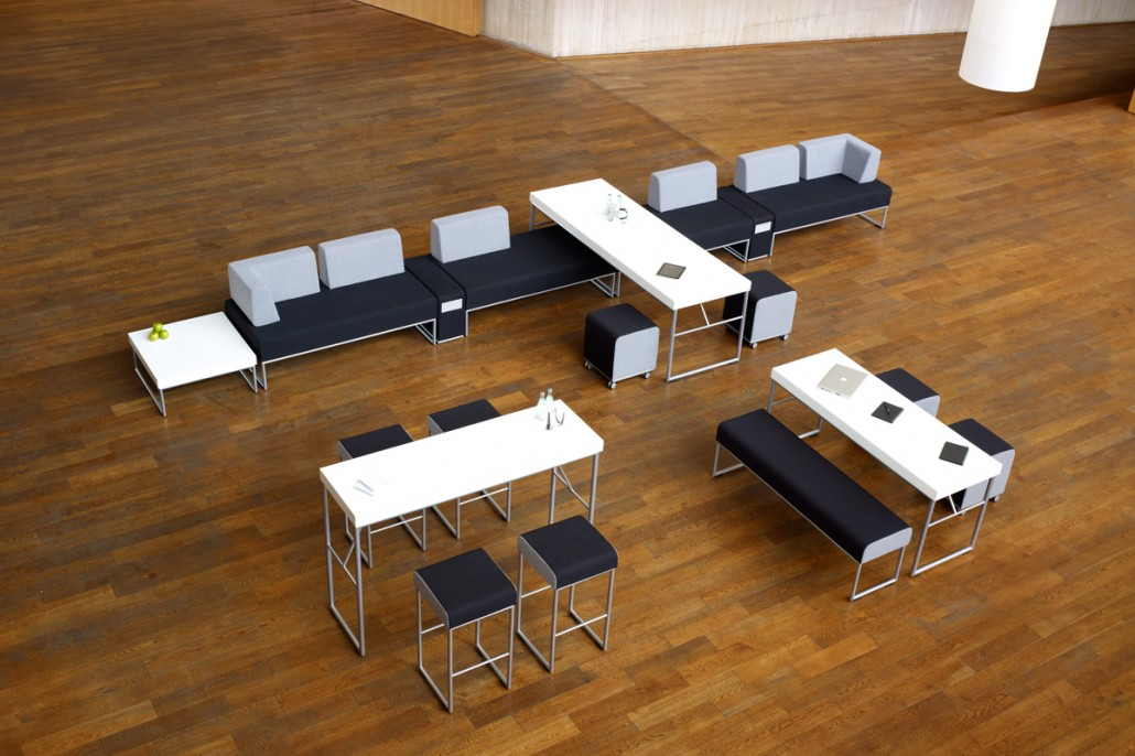 Allermuir Pause Common Sense Office Furniture