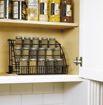 Rubbermaid Pulldown Cabinet Spice Rack for 27 Shipped