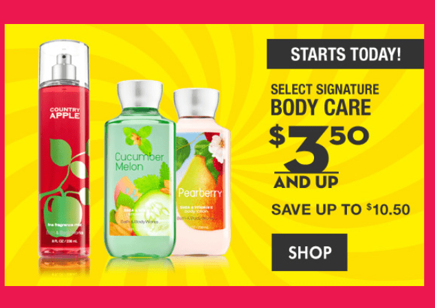 Works Store Coupons Bath Body And