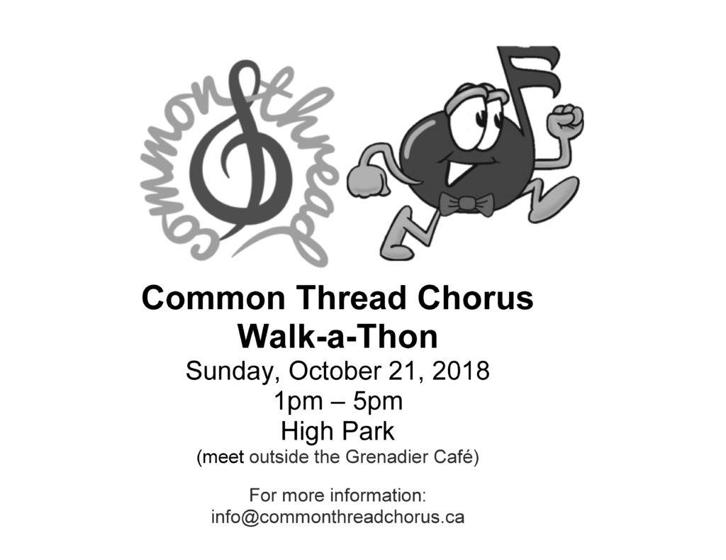 Common Thread Walk-A-Thon