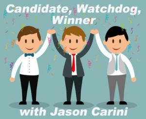 Candidate Watchdog WInner