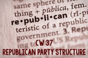 Republican Party Structure