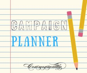 Campaign Planner CW 64