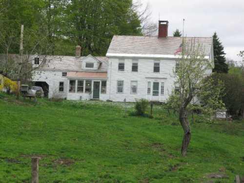 Woodslawn Farm, home of the Purington family