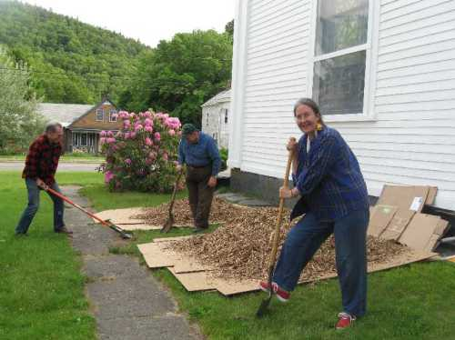 Plant A Row Squash Patch