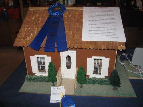 Energy Efficient House Model