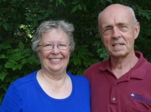 Shirley Scott and Joe Giard