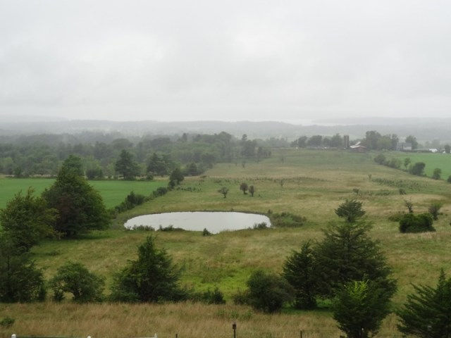 View from Mt. Philo Road