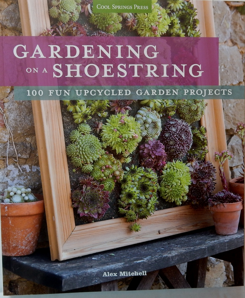 Gardening on a Shoestring by Alex Mitchell
