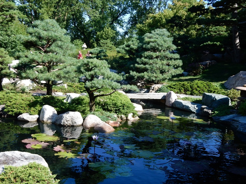 Minneapolis U2013 Water Features Great And Small. Ordway Japanese Garden