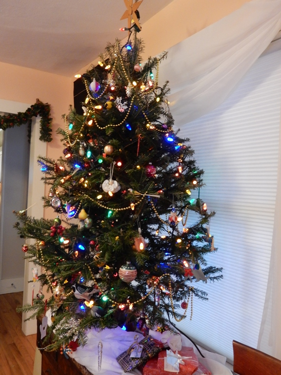 Our Christmas tree 2017