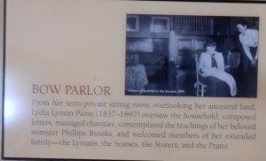 bow parlor