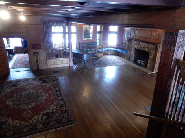 Stonehurst reception room