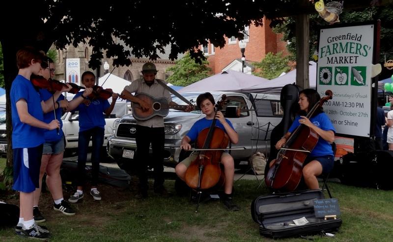 strings for kids ensemble