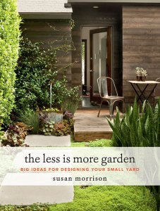 The less is more garden