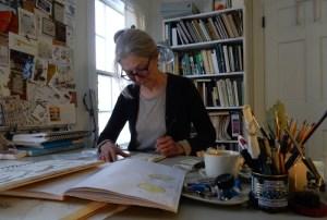 Beverly Duncan Botanical artist