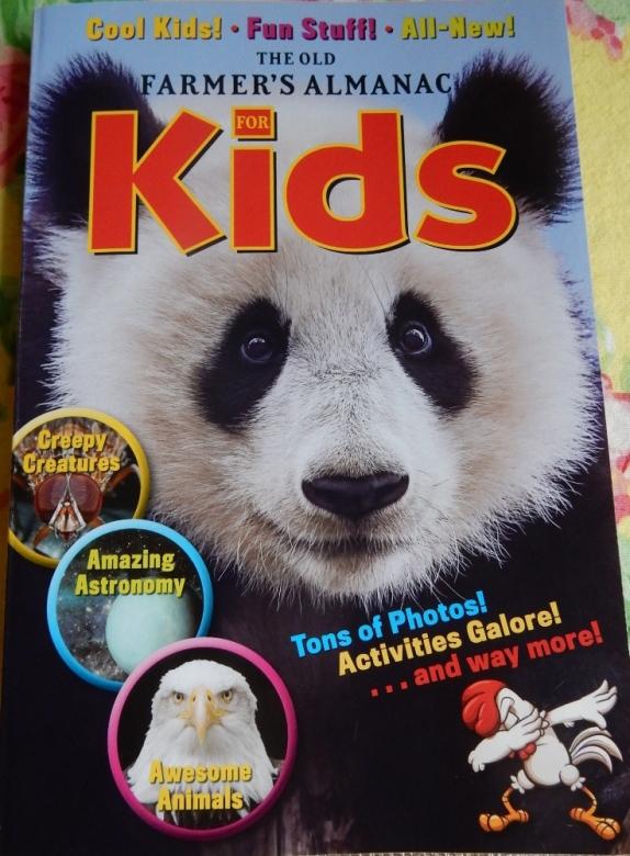 Farmer's Almanac for Kids