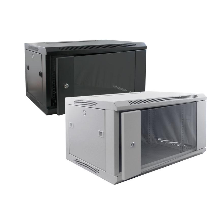 DataCel 12u 500mm Deep Data CabinetRack  Wall Mo