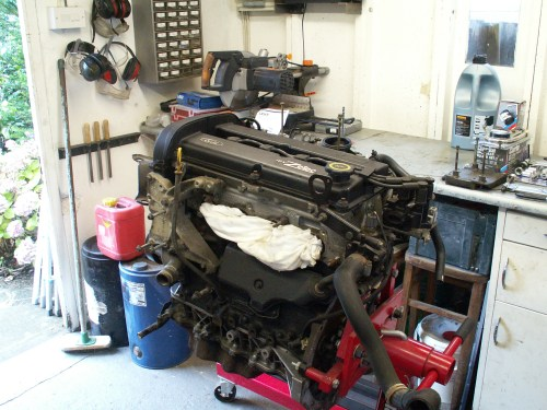 small resolution of ford 2 0 zetec engine diagram wiring librarycomplete engine pre overhaul mark thomas u0027s website